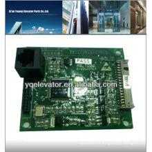 STEP contrôleur d'ascenseur AS-T036 carte d'installation d'ascenseur pour STEP