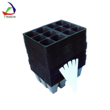 72 128 200 cells seed germination tray hydroponic plant grow tray