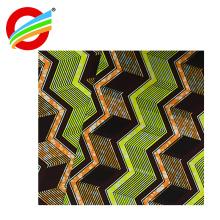 Precio más bajo 100% algodón cera africana imprime tela impresa