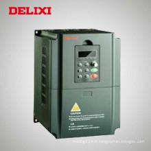 Delixi AC Drive V / F 1.5kw convertisseur de fréquence CA pour moteur