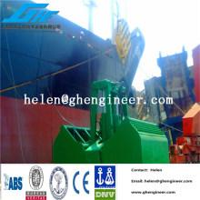 Морской грейфер 1cbm - 25cbm для сыпучих материалов, древесины, драги, руды, песка