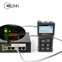 Testeur de longueur de câble réseau coaxial POE RJ45 RJ11