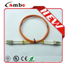 Promotional new LC-LC Fiber Optic Patch Cord/ Jumper cables Manufacturer