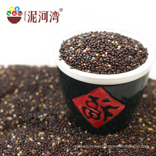 Black broomcorn millet black millet on hot sale