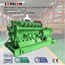 250kw 350kw Coal/Natural/Biogas Gas Generator with Factory Price