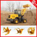Carregadeira de rodas de alta velocidade Zl18 de 1,8 toneladas (1800 kg)