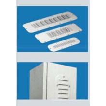 Лист стальной жалюзи пластины (плиты вентиляции) для шкафа