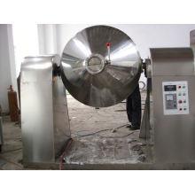 2017 misturador cônico dobro da série de W, misturador do cilindro dos SS farmacêutico, misturador horizontal do chuveiro do aço inoxidável