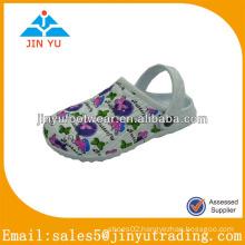 2014 wholesale white eva garden shoes