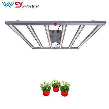 660W Plegable Full Spectrum LED Grow Light Hydroponics