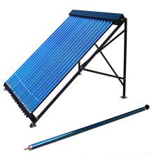 Collecteur thermique d'eau chaude solaire à haute pression Split