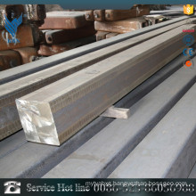 GB13296 pickled and polished AISI316L diameter 15mm*15mm stainless steel square bar