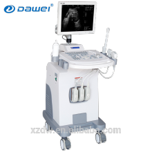 China cheap ultrasound trolley & medical ultrasound scanner price DW370 model