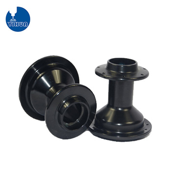 Black Anodizing Bike Hubs