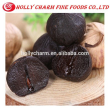 De l'ail noir monochrome fermenté et de haute qualité et de haute qualité