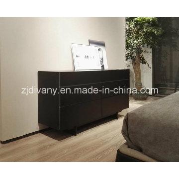 Meuble de rangement en bois de chambre à coucher meubles modernes (SM-D47)
