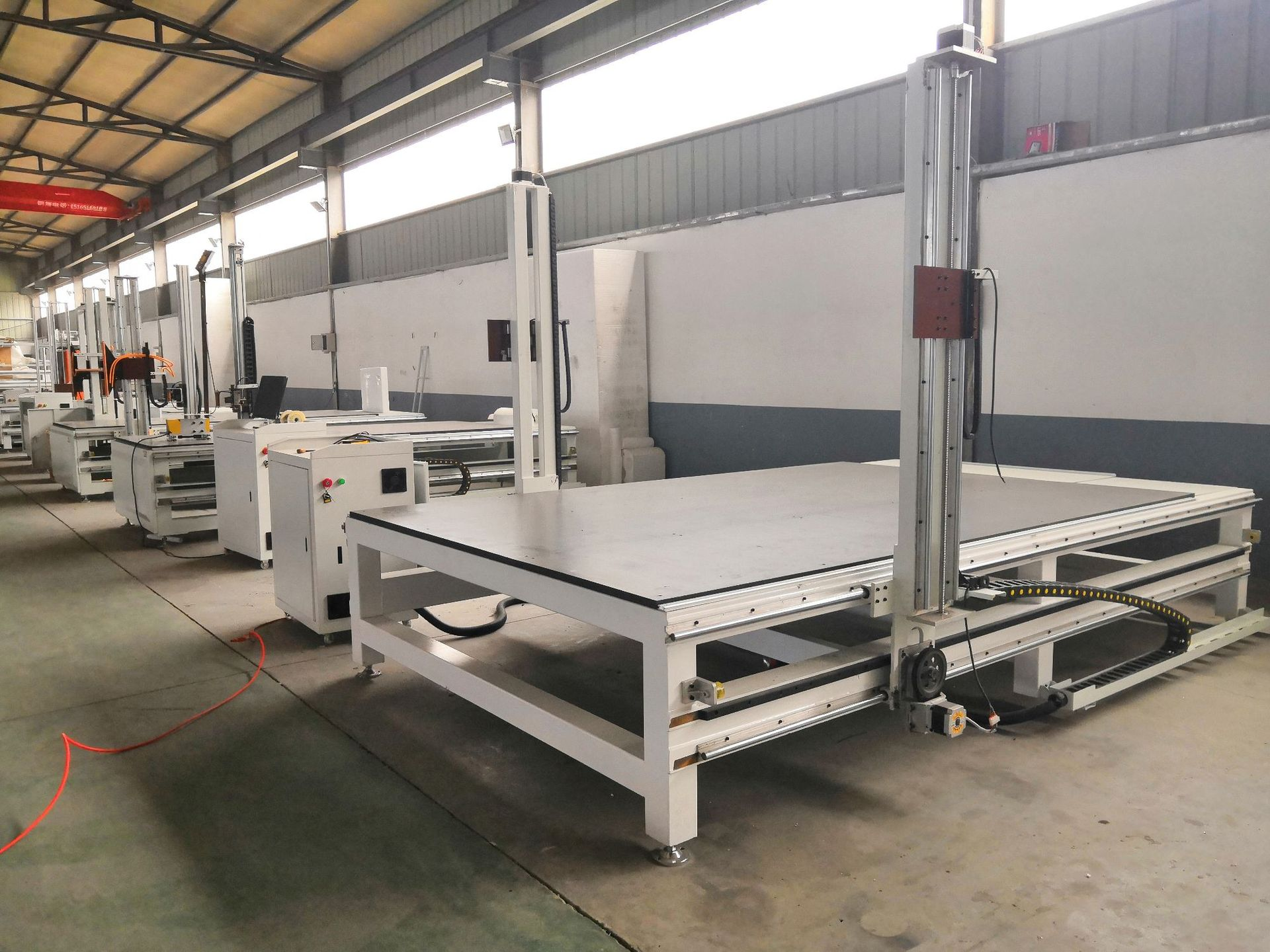 hotwire cnc foam cutting machine