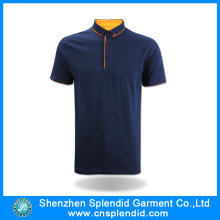 Bulk Wholesale Fashion Pique Polo Shirts Men Business Clothes