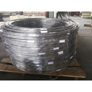 Single Wall PVF Coating Steel Pipes for Automobile Industries