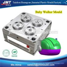 molde plástico de alta calidad para el juguete para el fabricante del andador del bebé