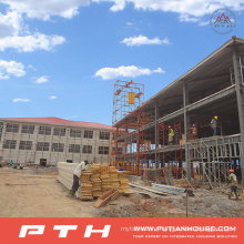 2015 Economic Customized Steel Structure Warehouse with Easy Installation