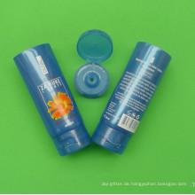 Kunststofftuben für Kosmetik / Handcreme etc