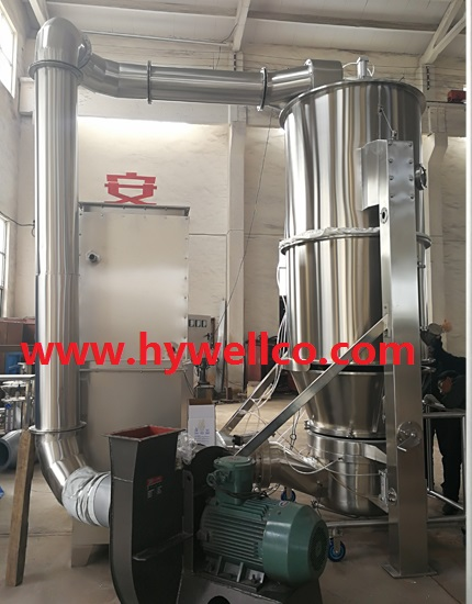 High Efficient Fluidizing Drier