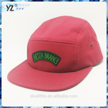 Good quality skull cap with applique badge good quality cheap price