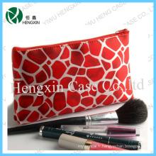 Sac de maquillage mignon en nylon Mini sac cosmétique pour fille (HX-W3593)
