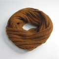 Werbe-Plain Knit Loop Schal