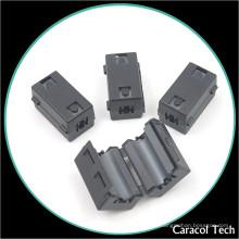 NiZn-Magnet EMI-Plastikferrit-Kern für Linie Kabel