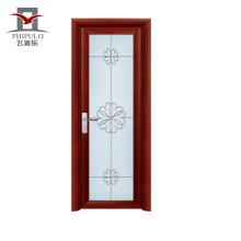 Hecho en China Puertas de baño de pvc interiores de estilo europeo de alta calidad