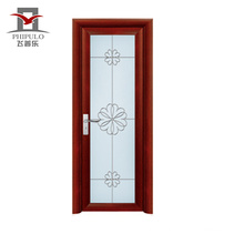 Made in China High-quality European Style Interior pvc Bathroom Doors