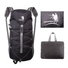32l dobrável impermeável saco de mochila de esportes ao ar livre de nylon (yky788)