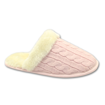 comfortable womens pink indoor slippers
