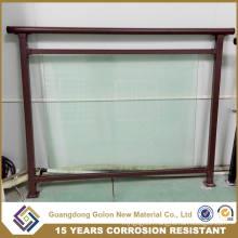 Glass Baluster Balcony Handrail Railing