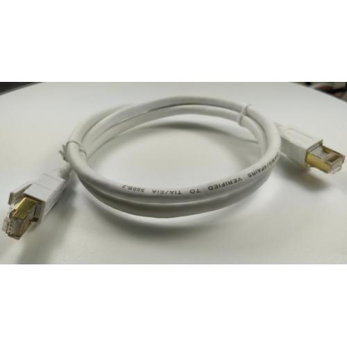 2000Mhz SFTP Patch Cord Cat8 Ethernet Lan Cable
