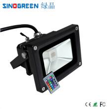 RGB светодиодный прожектор 10W