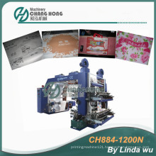 Non Woven Roll to Roll Printing Machine (CH884-1200N)