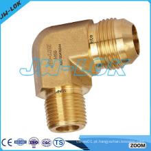 Acessórios de alta qualidade e flare - acessórios hidráulicos jic - encaixe de tubos de cobre