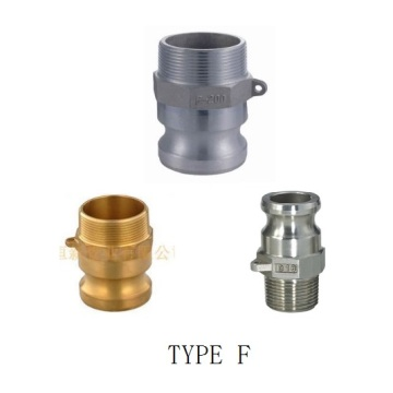 Camlock Quick Coupling ประเภท F