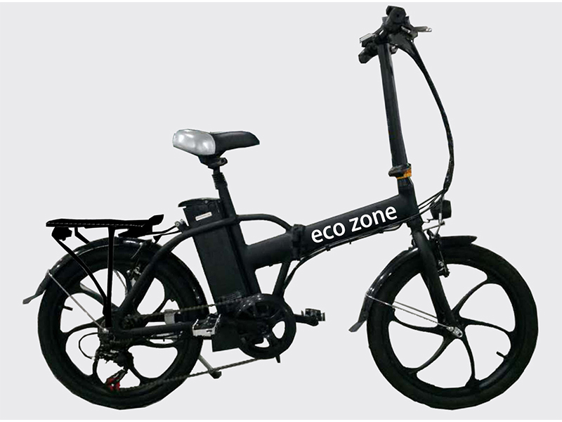 Electric Bicycle Frame Aluminum
