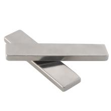 Bloc magnétique de néodyme de nickel de revêtement de N35