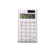 8 Digits Pocket Electronics Calculator with Dual Power