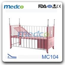 Cama hospitalar para crianças com alta qualidade MC104