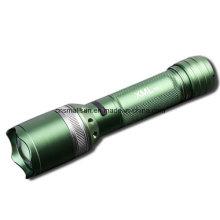 Drehende Fokussierung 1X18650 Batt 6 Modi T33 Taschenlampe