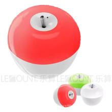 Capteur Pomme Forme LED Night Light Controlled par Blow (LNT011A)
