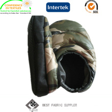 PU Coated Camo Taffeta Fabric for Outdoor Tent Warm Shoes