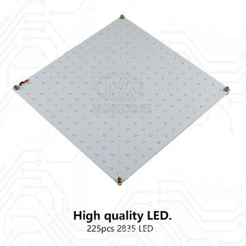 DIY 45w Panel LED wachsen Licht