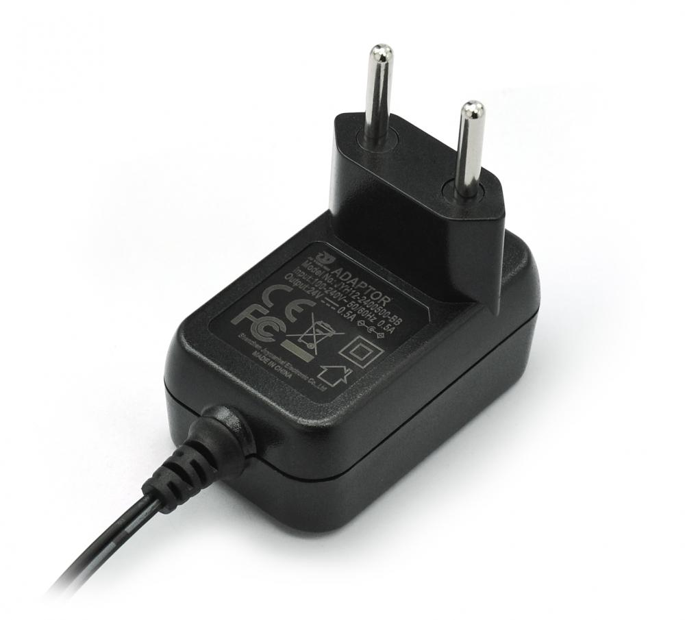 12v 1a 24v 0 5a Switching Power Adapter Brazil Plug
